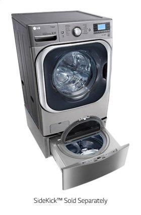 5.2 cu. ft. Mega Capacity TurboWash Washer with NFC Tag On