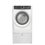 ElectroluxElectrolux 8.0 Cu. Ft. Front Load Perfect Steam™ Electric Dryer with 7 Cycles