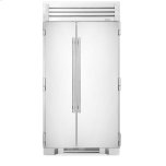 True ManufacturingTrue Manufacturing 42 Inch Stainless Doors Full Size Refrigerator - - Stainless Solid