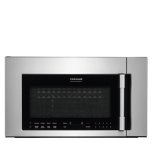 FrigidairePROFESSIONALFrigidaire Professional 1.8 Cu. Ft. 2-In-1 Over-The-Range Convection Microwave