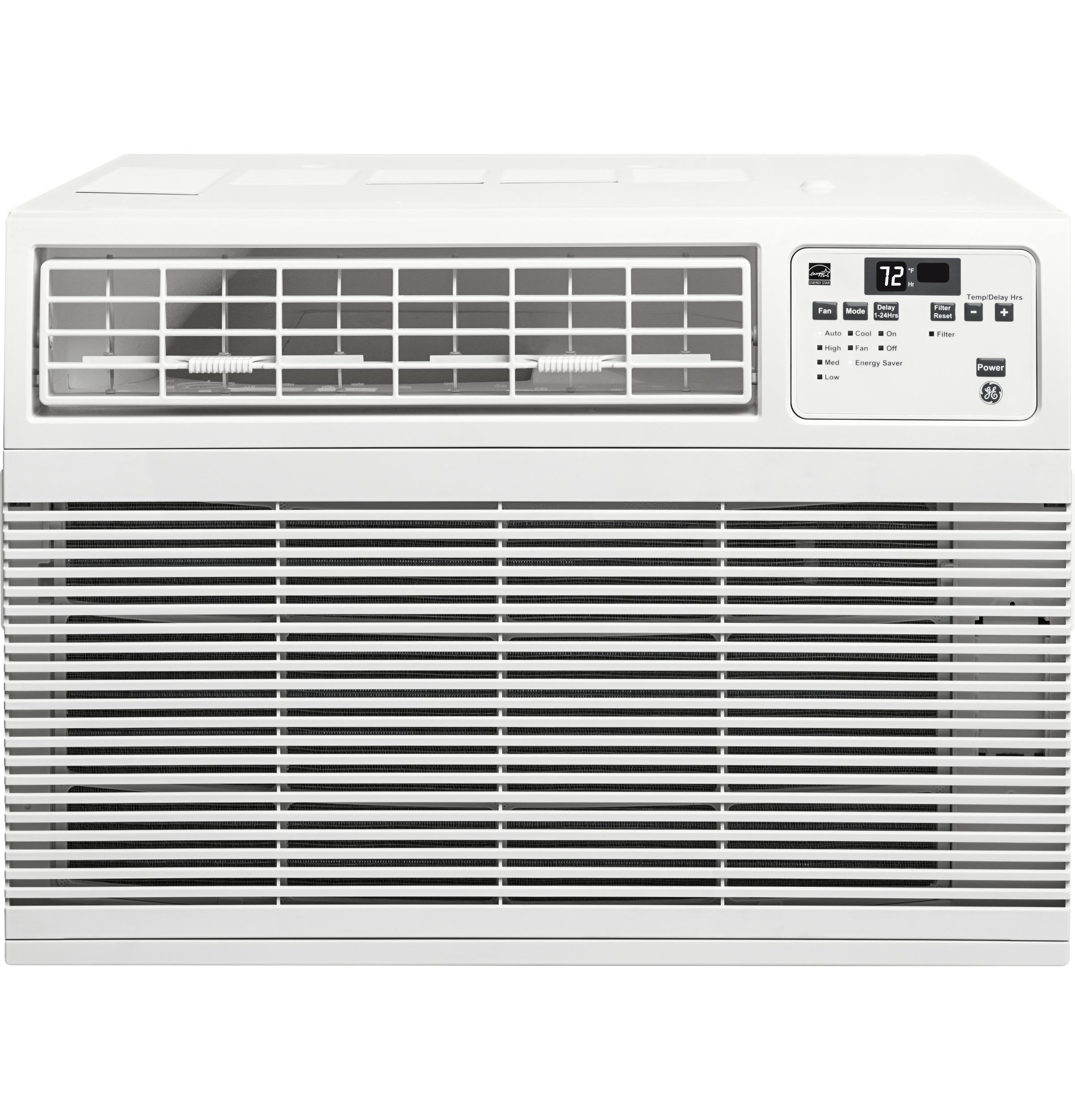 GE(R) ENERGY STAR(R) 115 Volt Electronic Room Air Conditioner