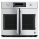 "GE CafeGE CAFEGE Cafe(TM) Series 30"" Built-In French-Door Single Convection Wall Oven"