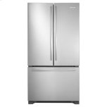 Jenn-Air●21.9 cu ft Capacity ●Factory Installed Icemaker ●Interior LED Lighting ●TriSensor Electronic Climate Control