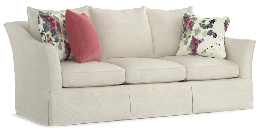 Barrington 3 Over 3 Skirted Sofa