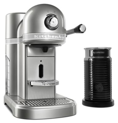 KITCHENAID KES0504SR  Gray on SMALL APPLIANCESCOFFEE MAKERS AND GRINDERS