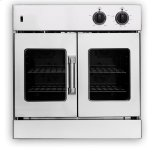 American RangeAmerican Range 30&quot Legacy single french door gas Innovection Wall Oven with infrared broiler Natural Gas