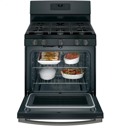 "GE® 30"" Free-Standing Gas Range Product Image"