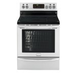 FrigidaireGALLERYFrigidaire Gallery 30'' Freestanding Induction Range