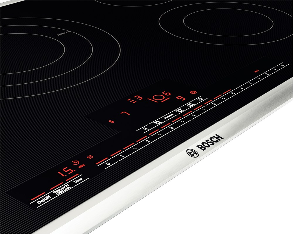 Discount Electric Cooktops ~ Netp suc bosch quot electric cooktop benchmark series