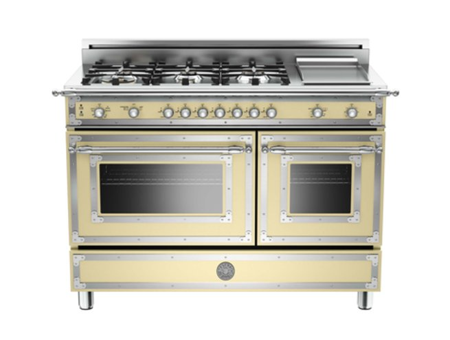 Double Oven Griddle ~ Her ggascr bertazzoni burner griddle gas