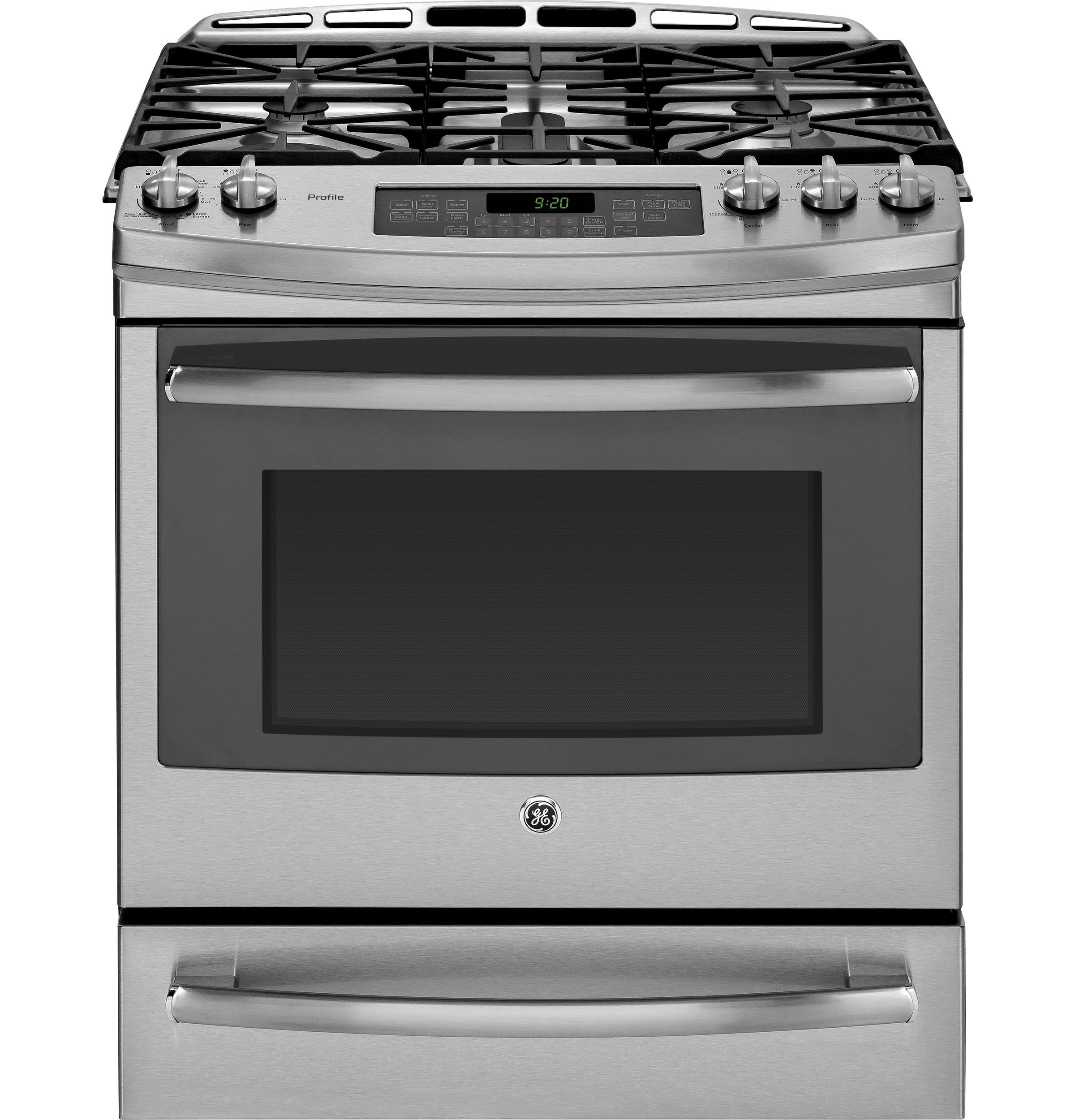 GE APPLIANCES PGS920SEFSS