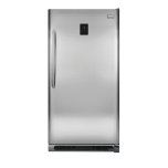 FrigidaireGALLERYFrigidaire Gallery 20.5 Cu. Ft. 2-in-1 Upright Freezer or Refrigerator