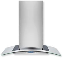 "30"" WALL MOUNT Glass Canopy RANGE HOOD VENT LH2-30G | eBay"