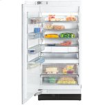 MieleMiele 36&quot Fully Integrated All Freezer-LH
