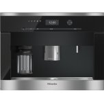 MieleMiele Built-in coffee machine with bean-to-cup system and OneTouch for Two for perfect coffee enjoyment.