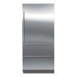 Sub ZeroSub Zero IT-36RID All Refrigerator with Internal Dispenser Left Hinge