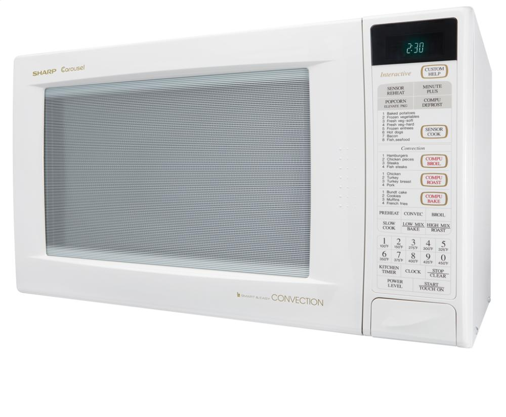 sharp carousel convection microwave instruction manual