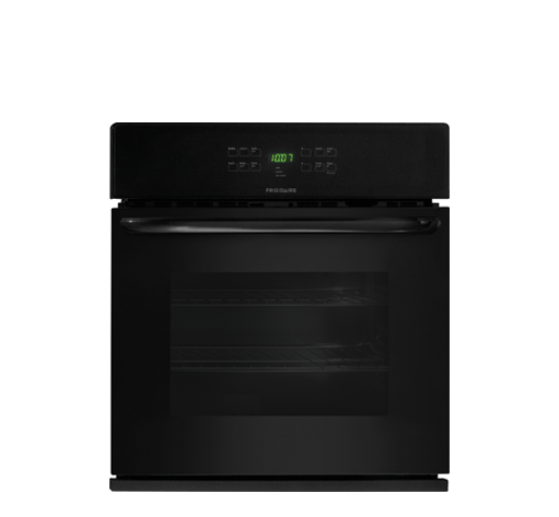 frigidaire single electric wall oven