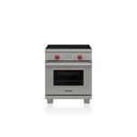 WolfWolf 30&quot Self Clean Induction Range
