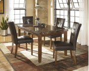 Rectangular Dining Room Table with 4 Chairs Product Image