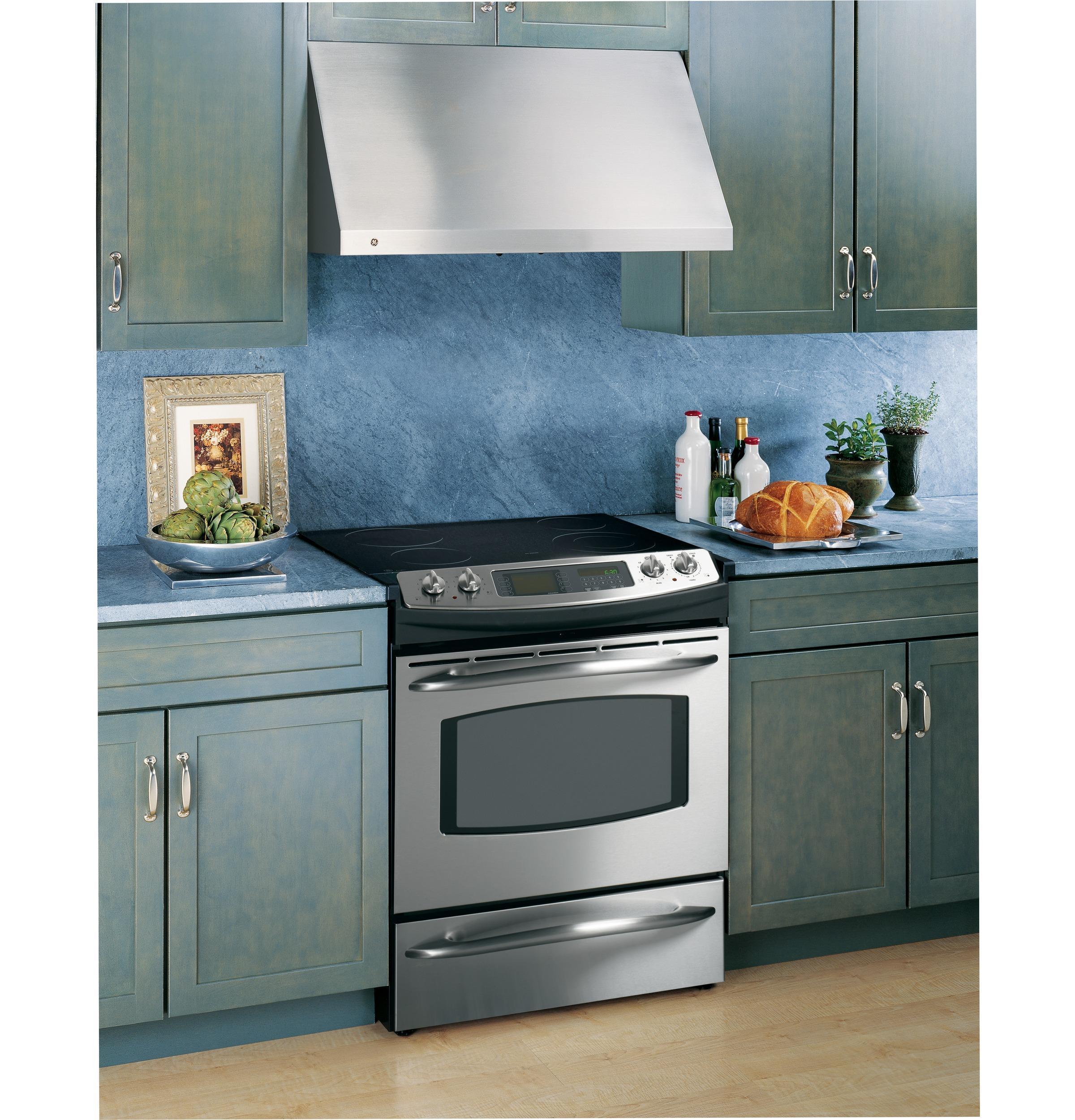 GE APPLIANCES JV966DSS