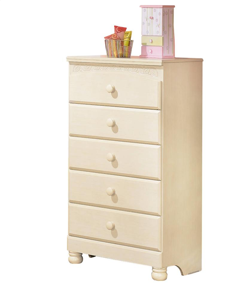Additional Five Drawer Chest ...