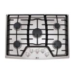 LGLG 30&quot Gas Cooktop with SuperBoil™