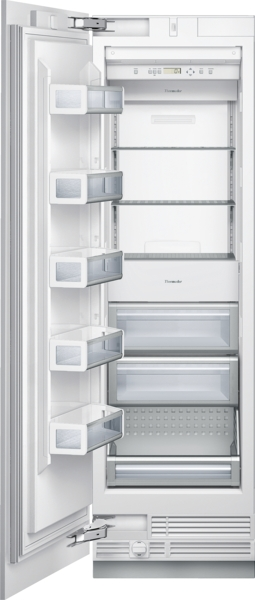 Thermador 24 Inch Built In Freezer Column T24if800sp