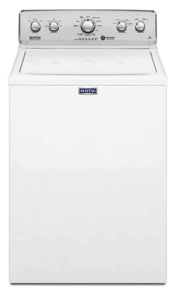 Top Load Washer with the Deep Water Wash Option and PowerWash(R) Cycle - 3.6 cu. ft.