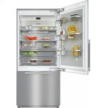 MieleMiele KF 2901 SF MasterCool fridge-freezer For high-end design and technology on a large scale.