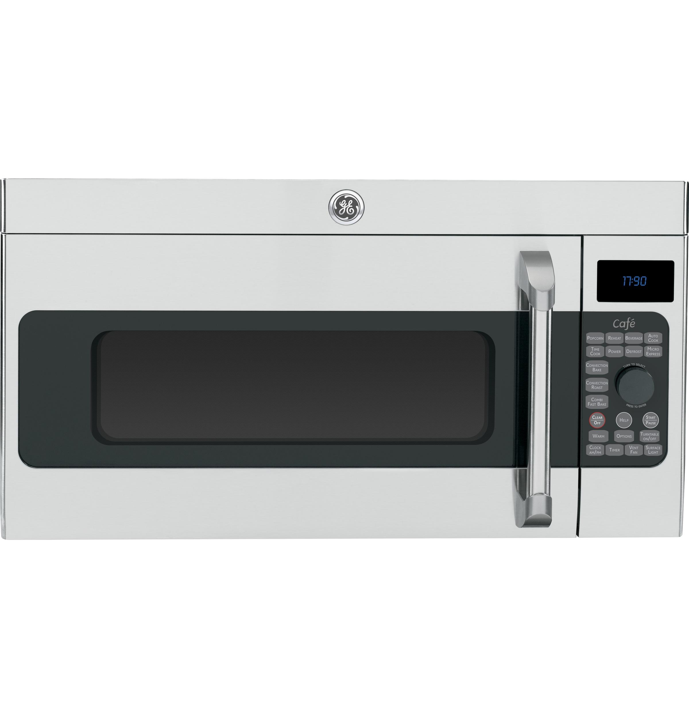 General Electric Countertop Convection Oven : GE JE1590 1000 WATTS CONVECTION MICROWAVE OVEN ? MICROWAVE OVENS