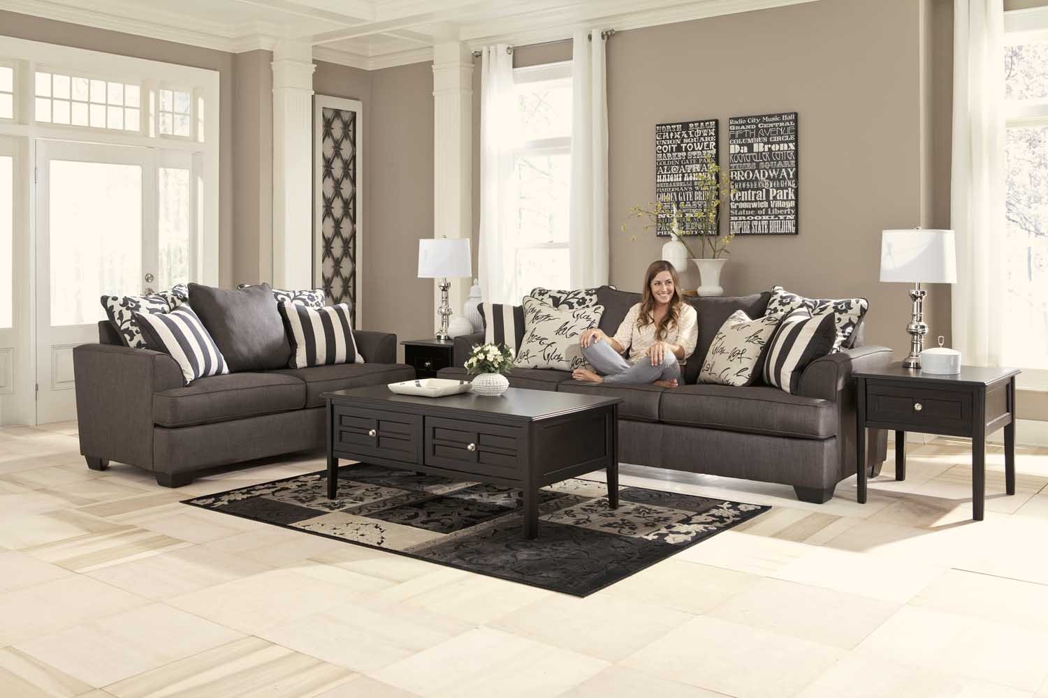 Living Room Sets For In Houston Tx 73403 In By Ashley Furniture In Houston Tx Ashley 73403 Levon
