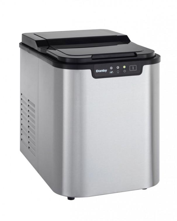 how to clean a danby ice maker