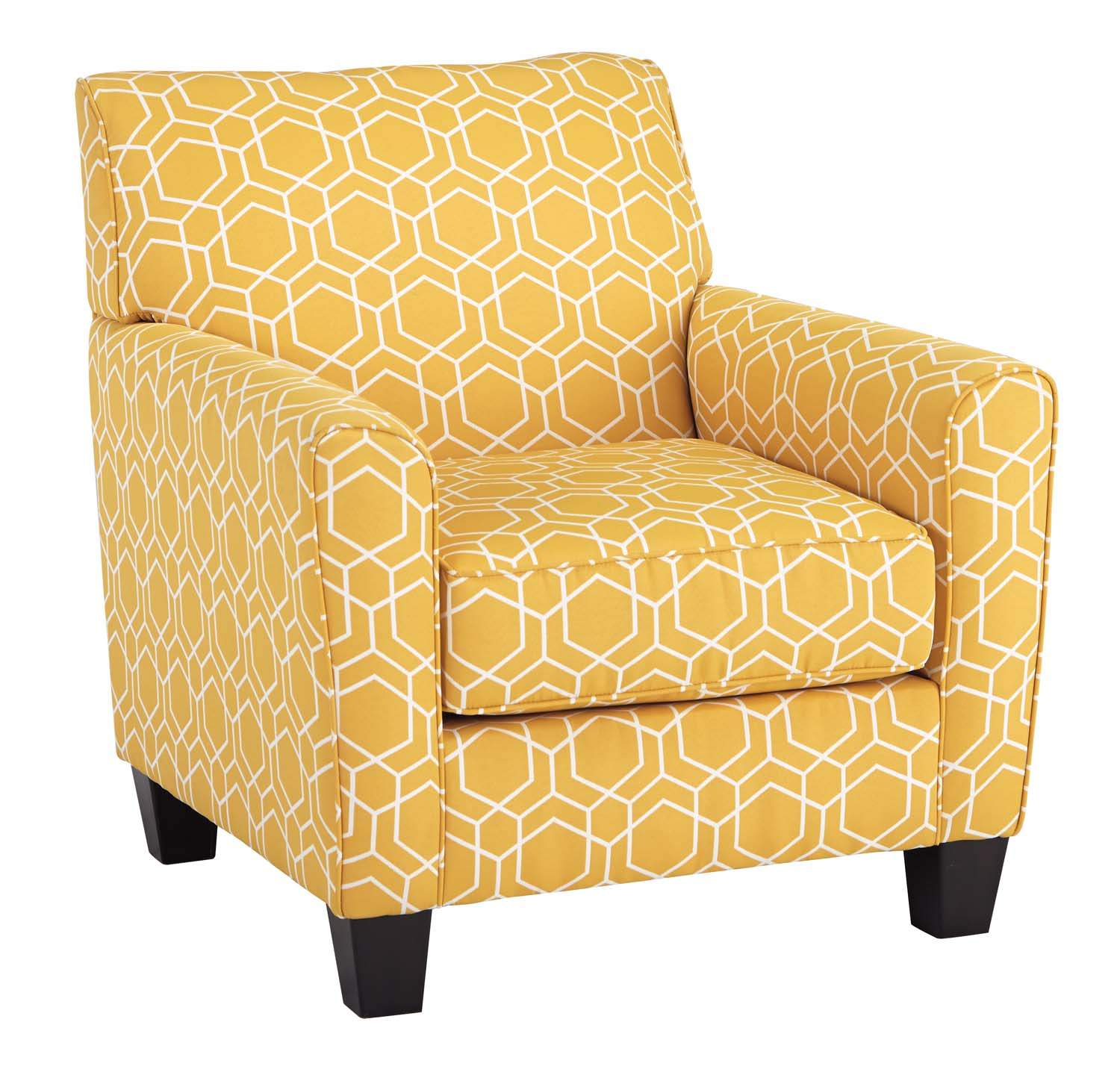 hidden additional accent chair
