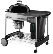 PERFORMER(R) DELUXE CHARCOAL GRILL - 22 INCH BLACK