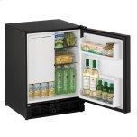 U-LineU-Line 21&quot Refrigerator/ice Maker With Black Solid Finish (115 V/60 Hz Volts /60 Hz Hz)