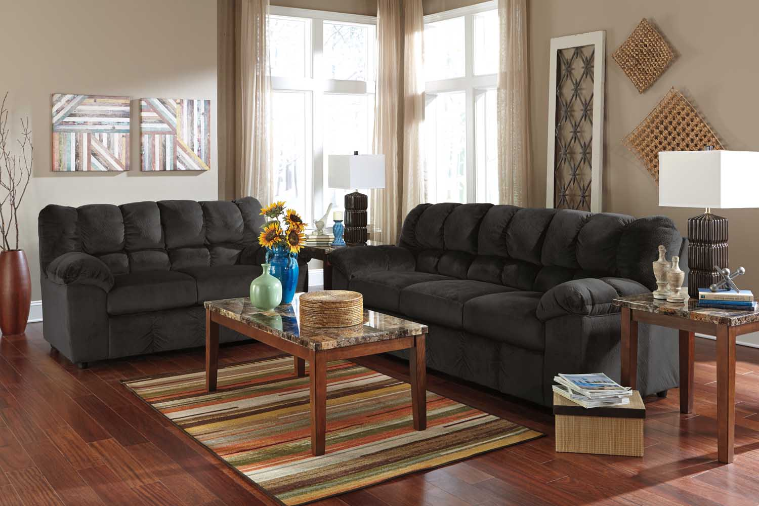 Living Room Furniture Houston Tx 26600 In By Ashley Furniture In Houston Tx Ashley 26600 Julson