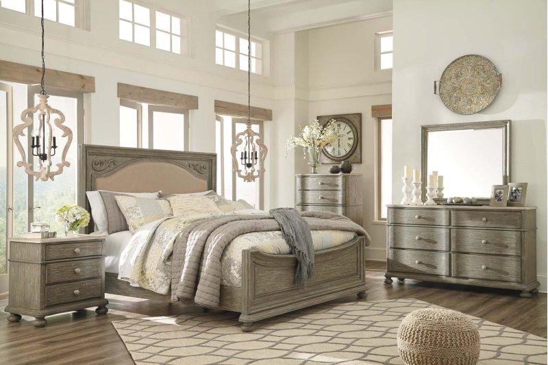 B644B1 in by Ashley Furniture in Orange, CA - Marleny - Gray ...