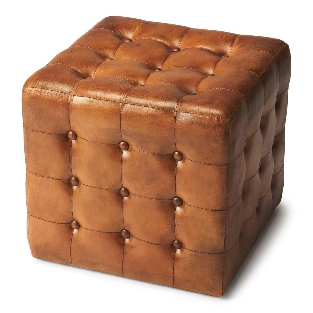 This button tufted ottoman makes for an attractive and exquisite addition to any home. It is the perfect option for anyone who is in need of functionality and utility value, but doesn