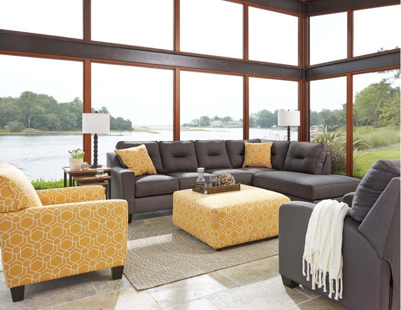 Hidden Additional LAF Sofa