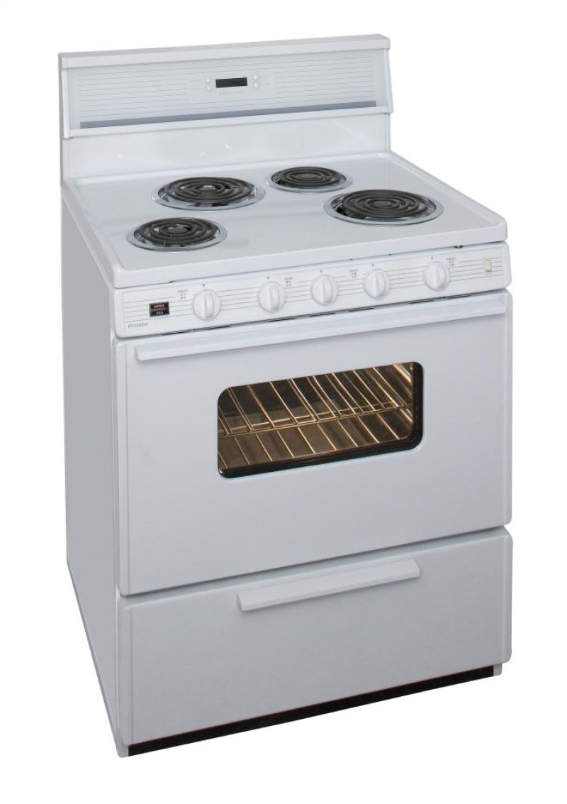 Uncategorized Premier Range Kitchen Appliances edk2600po in by premier toronto on 30 hidden additional freestanding electric range white