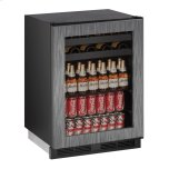 "U-Line 24"" Beverage Center With Integrated Frame Finish (115 V/60 Hz Volts /60 Hz Hz)"