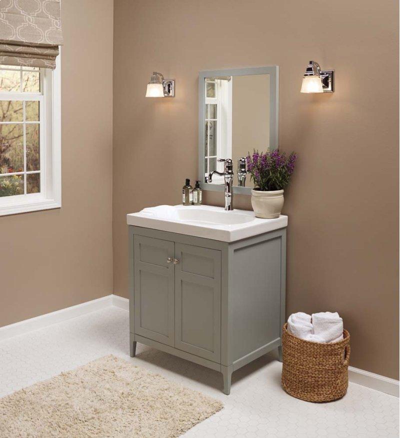 Bathroom Vanities Raleigh Nc 0517303f21 in ocean grayronbow in raleigh, nc - briella 30