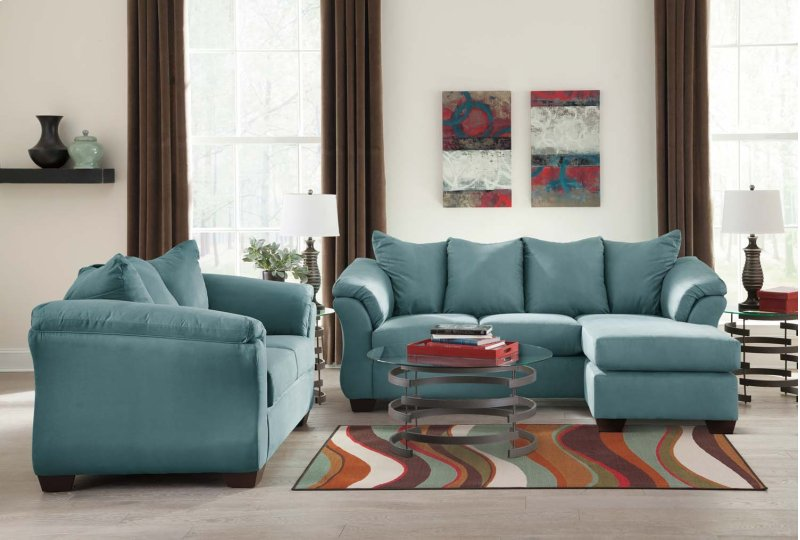 Darcy Chaise Sofa #furniture