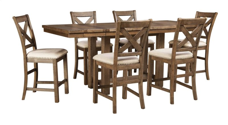 28 Moriville Grayish Brown Dining Room Dresbar