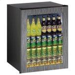 U-LineU-Line 24&quot Refrigerator With Integrated Frame Finish (115 V/60 Hz Volts /60 Hz Hz)