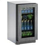 U-LineU-Line 18&quot Refrigerator With Integrated Frame Finish (115 V/60 Hz Volts /60 Hz Hz)