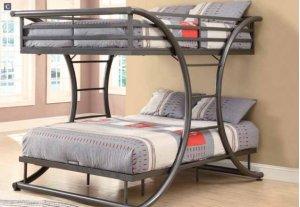 in by Coaster in Wichita KS Full Full Bunk Bed