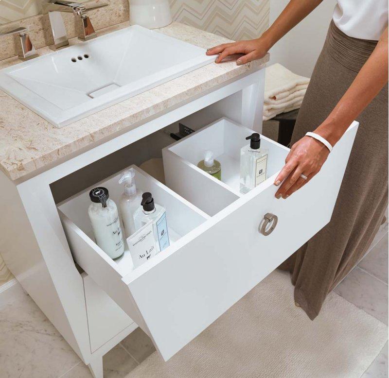 """Bathroom Vanities Raleigh Nc 052830w01 in whiteronbow in raleigh, nc - lexie 30"""" bathroom"""
