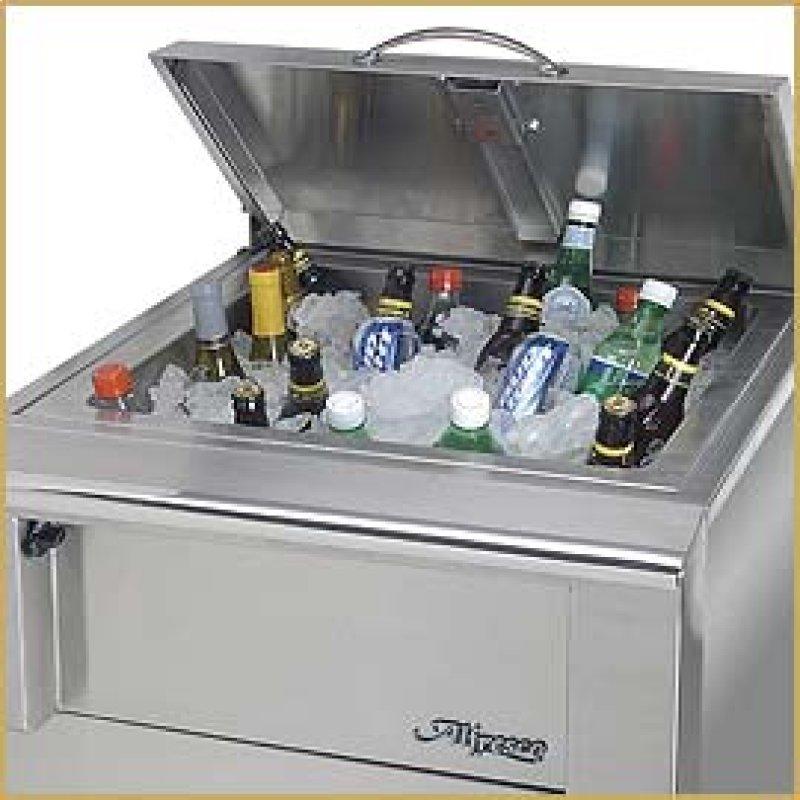 Countertop Refrigerator (Built-in model)
